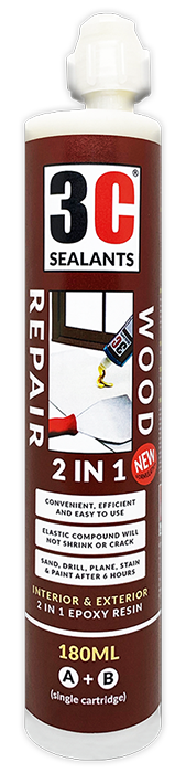 2 in 1 Wood Repair Product Page Tube