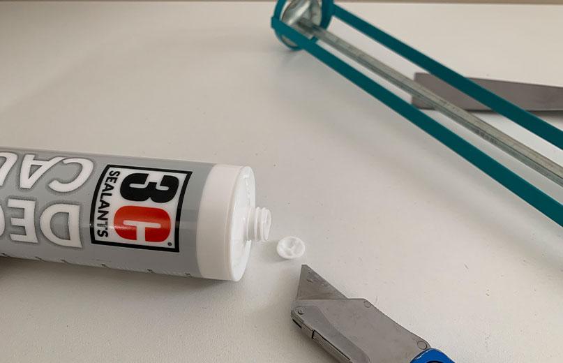 3C Decor Caulk Product Image 5