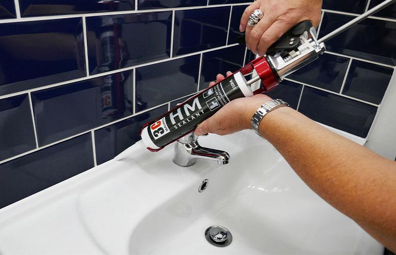 3C HM Sealant Bathroom