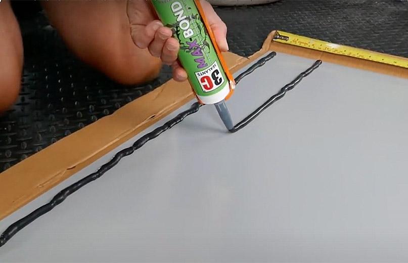 3c-max-bond mirror adhesive