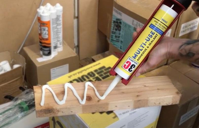 3C Multi-Use Adhesive