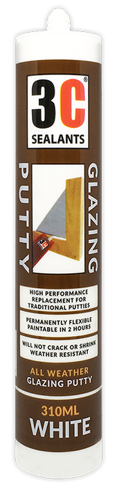 Glazing Putty Product Page Tube