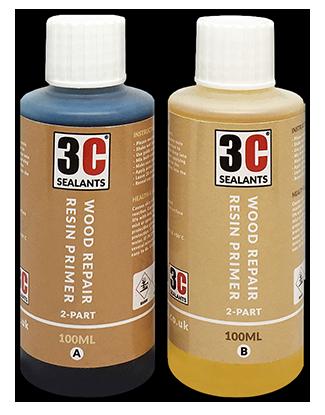 3C Wood Repair Primer