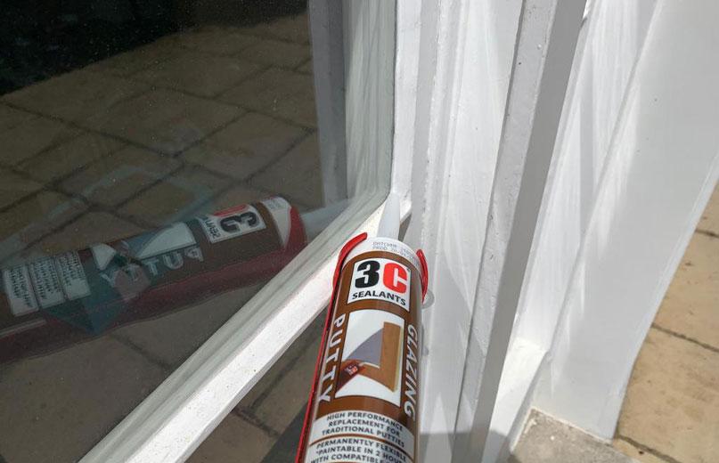 3C Glazing Putty Product Image 10