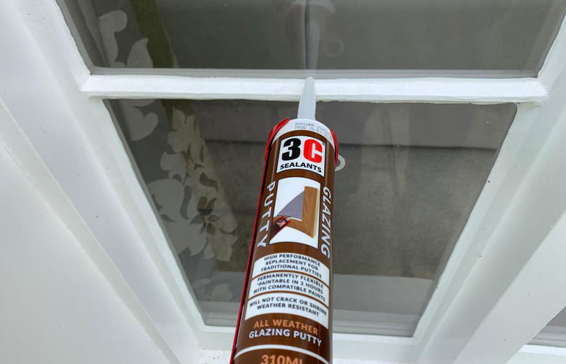 3C Glazing Putty Product Image 7