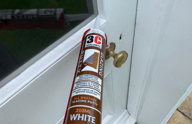 3C Glazing Putty Product Image 8