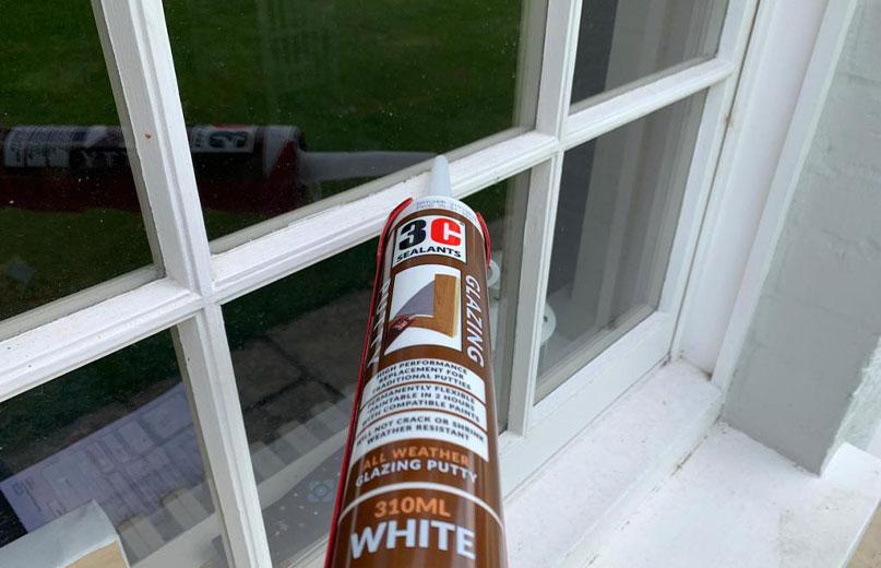 3C Glazing Putty Product Image 9
